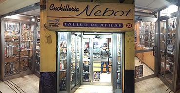 fachada tienda Valencia