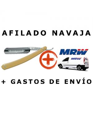 AFILADO NAVAJA + PORTES