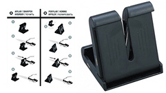 PROFESSIONAL FOLDING (PLIABLE) SHARPENER