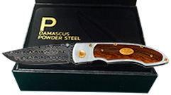 FALLKNIVEN PDAMASCO 35º ANNIVERSARY LIMITED EDITION