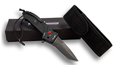 CUCHILLO PLEGABLE EXTREMA RATIO HF1D NEGRO